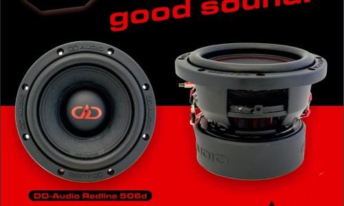 Новые DD Redline покоряют высочайшим качеством звука!