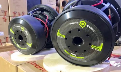 Новый SoundQubed HDX vs HDC, кто кого?