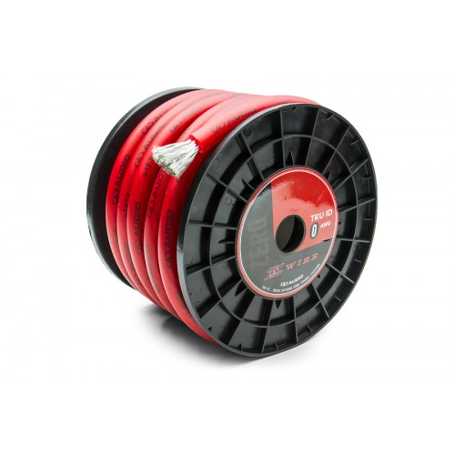 Силовой кабель DD Z-wire 0Ga